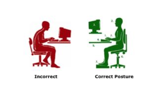 RSI - Correct posture /KAZ