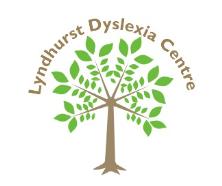 Lyndhurst Dyslexia Centre Trial KAZ