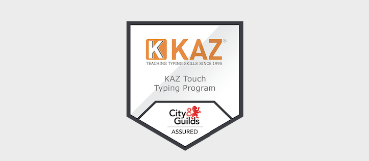 KAZ City & Guilds digital badge